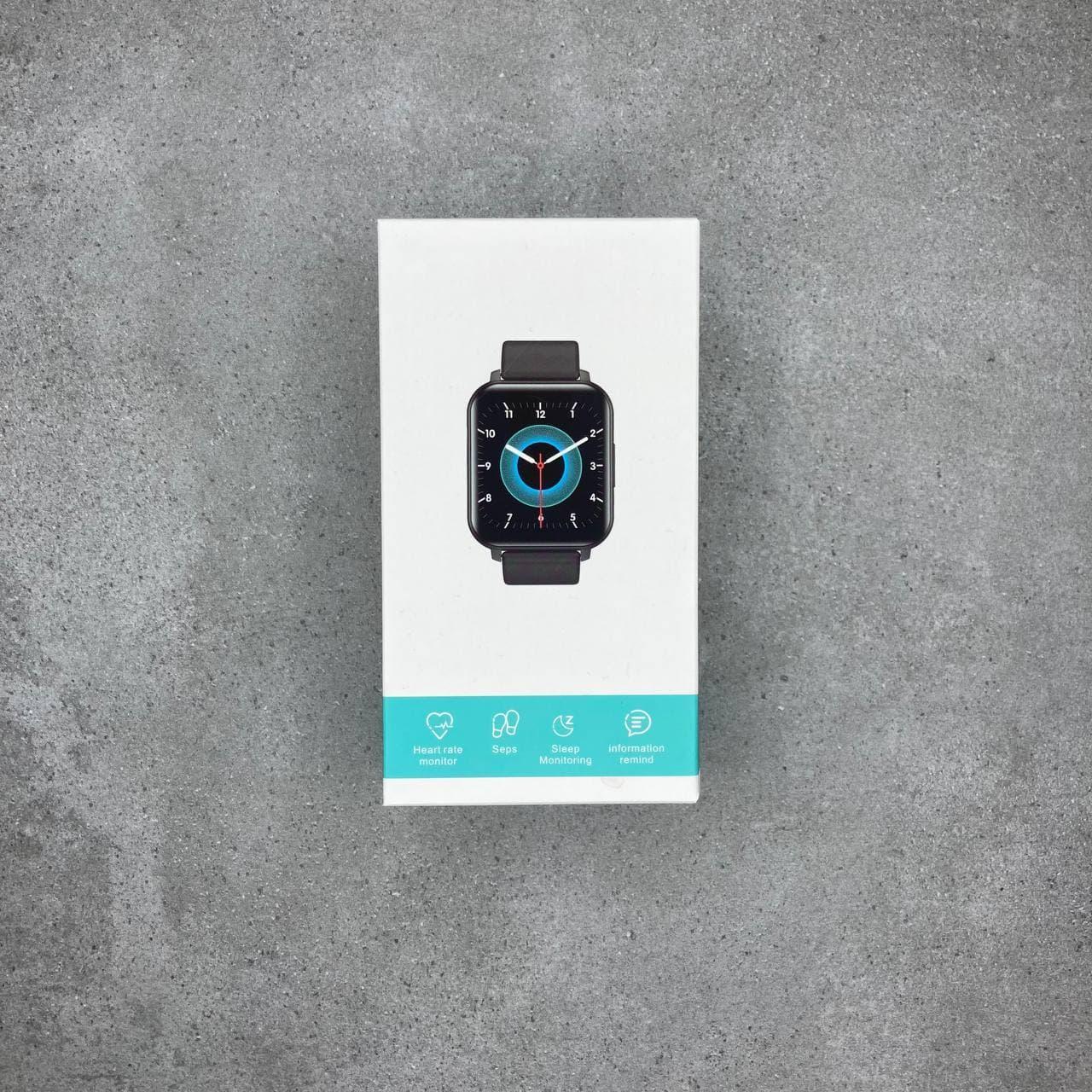 Smart Watch T82, black