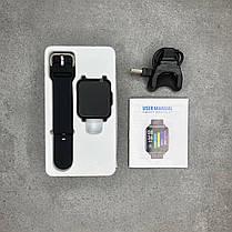 Smart Watch T82, black, фото 3
