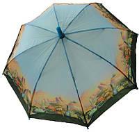 Зонт-трость для мальчиков до 5-6 лет «Тачки»
