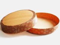 Форма бумажная для выпечки Пирог 170/35  - 01930