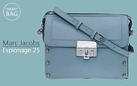 Обзор женской сумочки Espionage 25 от Marc Jacobs из новой весенней преколлекции .