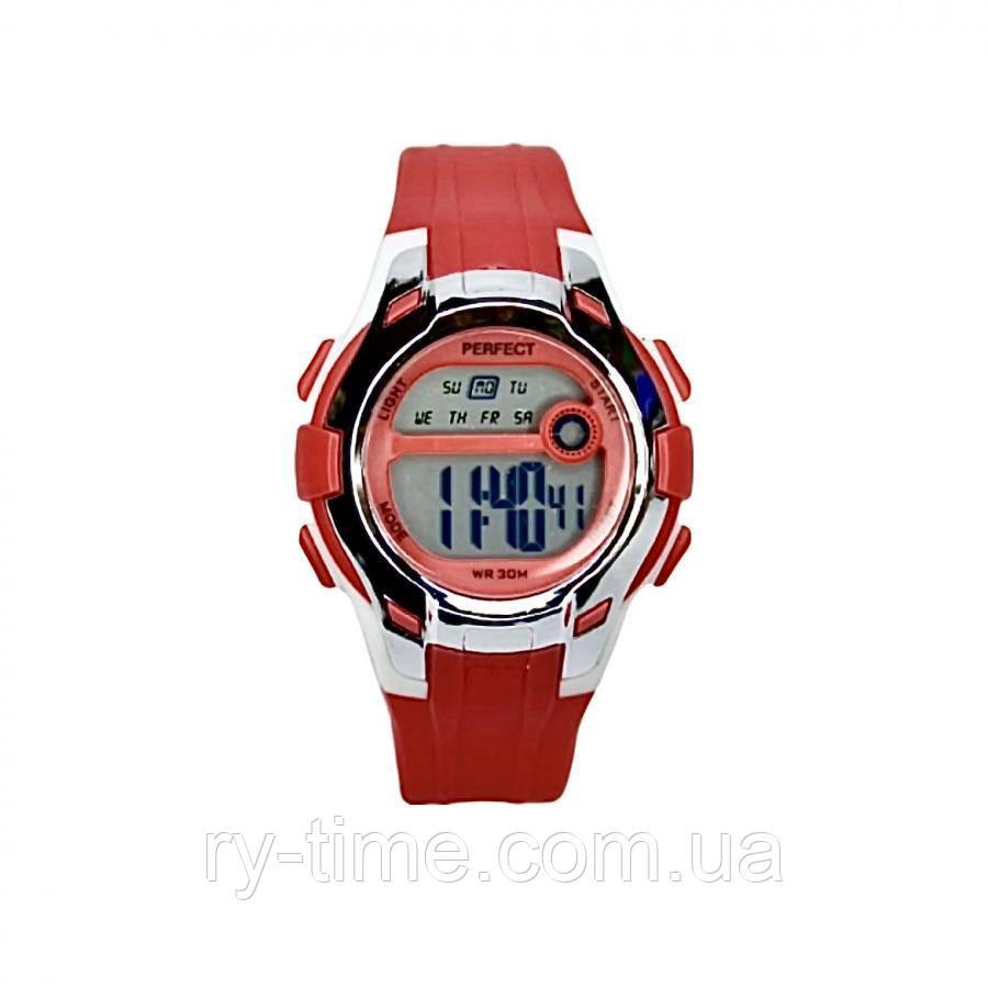 Электронные часы в колбе 8501 (Red)(008383)