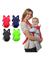 Рюкзак для переноски ребенка Baby Carriers | Слинг-сумка ф