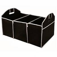 Органайзер для автомобиля в багажник GG ART-0206 GG-21 Черный TV, КОД: 2457514