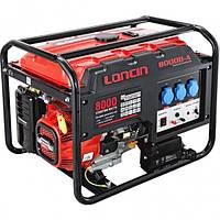 Бензиновый генератор Loncin LC 8000 D-AS KB, КОД: 1247527
