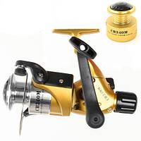 Катушка рыболовная Cobra 4000 3BB CB340-M с металлической шпулей 112120 KB, КОД: 2198950