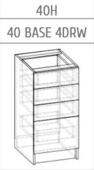 Кухня Оля Мебель Сервис Секция 40 НЯ