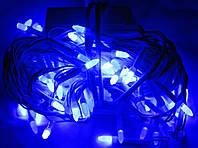 Новорічна світлодіодна гірлянда B-3 синя 200Led Найкраща якість