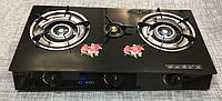 Плита газовая Bowang BW3201 / 3 конфорки / Р760 Лучшее качество