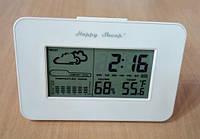 Часы-метеостанция Happy Sheep E0303W Лучшее качество