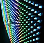 Керований RGB LED PIXEL Ø45мм IP65 12V, фото 3