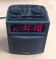 Часы электронные Panashiba 83558 AM/FM Radio 49 Лучшее качество