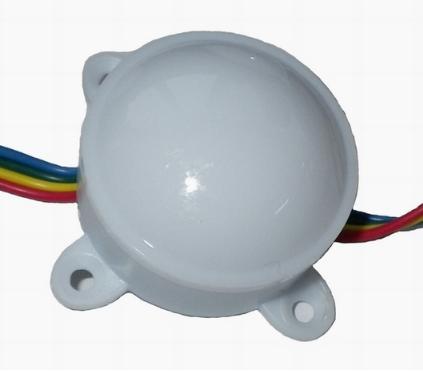 Керований RGB LED PIXEL Ø45мм IP65 12V