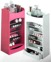 Компактний органайзер для зберігання косметики Cosmake Lipstick Organizer Найкраща якість