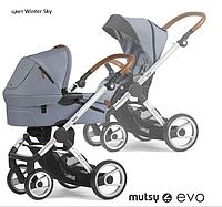 Детская универсальная коляска Mutsy Evo Urban Nomad 2 в 1