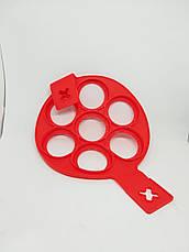 Силиконовая форма для выпекания Силиконовая форма для евродесертов Силиконовая форма для выпечки большая All, фото 2