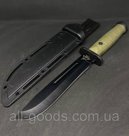 Тактичний ніж GERBFR 2148В. Ніж для полювання, риболовлі та туризму. Мисливський ніж. Ніж для виживання. Ніж в All, фото 2