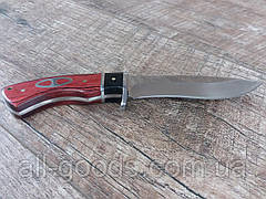 Охотничий нож COLUNBIA SB69-22 см / 88 в комплекте с универсальным выкидным ножом АК-29 / 21 см All, фото 3