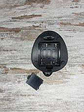 Настольный сенсорный дозатор для жидкого мыла и дезинфицирующих средств Mic Soap 300 мл Black All, фото 2