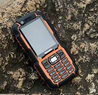 Двухстандартый телефон Sonim Discovery A12 orange CDMA+GSM