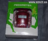 Электронный Шагомер Pedometer А-656, фото 2