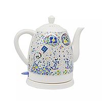 Електричний чайник HAEGER HG-7837 керамічний 1.5 л Кращу якість