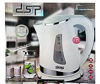 Електрочайник DSP КК 1110 Кращу якість