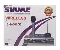Радіосистема Shure SH-600G2+ 2 Кращу якість мікрофону