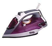 Паровой утюг DSP KD1032 с керамической подошвой Sealf-cleaning Лучшее качество