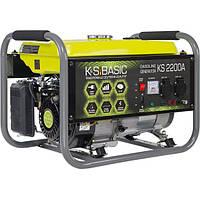 Бензиновый генератор KonnerSohnen BASIC KS 2200A GL, КОД: 1236953