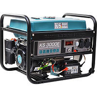 Бензиновый генератор KonnerSohnen KS 3000E ZZ, КОД: 1236956