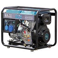 Дизельный генератор KonnerSohnen KS 8100HDE HR, КОД: 2637577