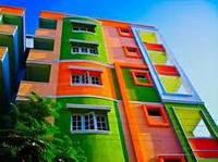 Фасадная водно-дисперсионная краска акриловая