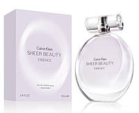 Женская туалетная вода Calvin Klein Sheer Beauty Essence (Кельвин Кляйн Шер Бьюти Эссенс)копия