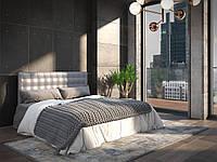 Кровать Санрайз Sentenzo светло-серый с подъёмным механизмом 1200х1900 PM, КОД: 2459935