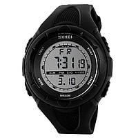 Часы Skmei 1074 Black BOX 1074BOXBK ZZ, КОД: 116374