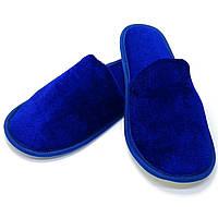 Тапочки Luxyart для дома отеля 10 пар Синие ZF-241 OB, КОД: 1668978