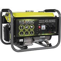 Бензиновый генератор KonnerSohnen BASIC KS 2200C MN, КОД: 1236954