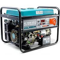 Бензиновый генератор KonnerSohnen KS 7000E ATS-3 OB, КОД: 1236959