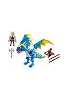 Игровые фигурки Астрид и Молния разноцветный K10-110727 ZZ, КОД: 2257832