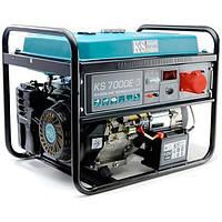 Бензиновый генератор KonnerSohnen KS 7000E-3 SK, КОД: 1302623