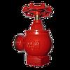 Вентиль пожарный ДУ-65 чугунный/угловой (вн/нар)