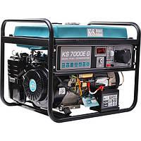 Гибридный генератор KonnerSohnen KS 7000E G IB, КОД: 1302622