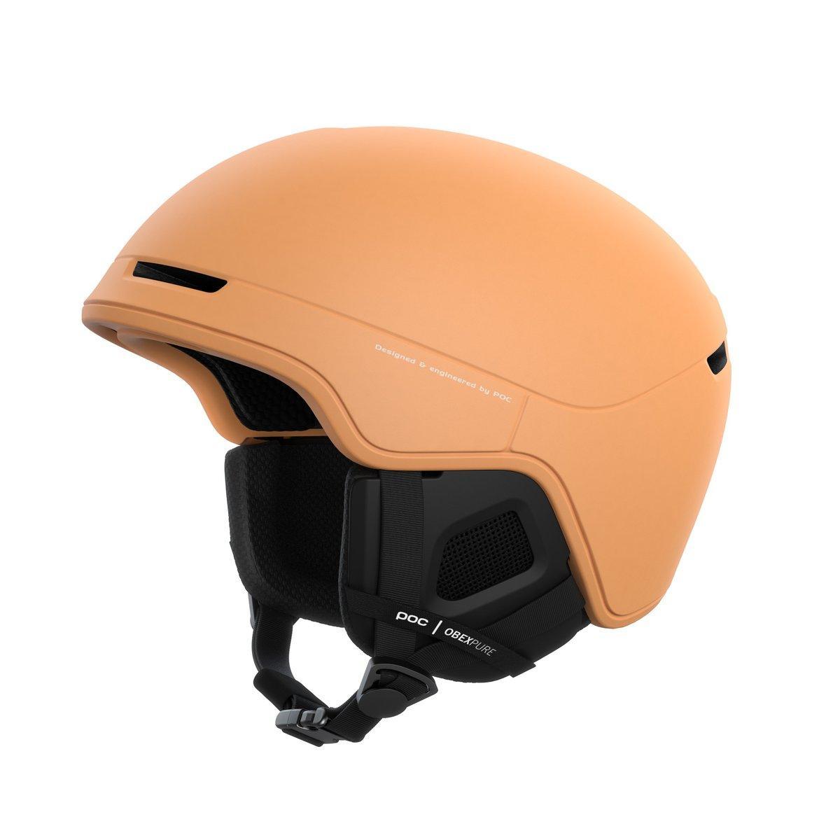 Obex Pure шолом гірськолижний (Light Citrine Orange, M/L)