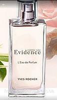 100МЛ Yves Roche Evidence парфюм 100мл Ив Роше Евиденс класика