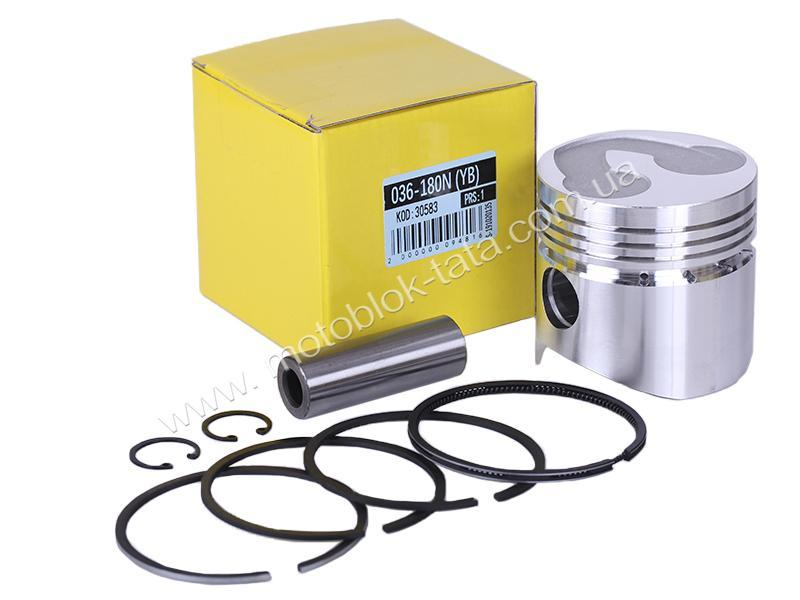 Поршневой комплект 80,0 mm STD (с выборкой под клапана) — 180N Y-BOX