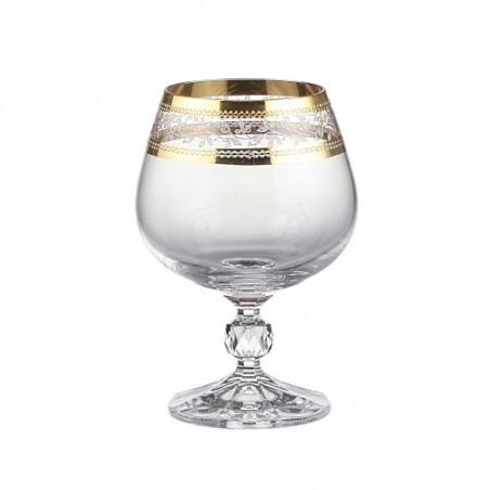 Набор бокалов для коньяка Bohemia Клаудиа 40149-43081-250 (250 мл, 6 шт)