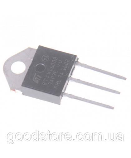 Чіп BTA41-600B TO247 TO3P симистор триак 600В 40А 50мА