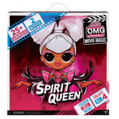 L.O.L. Surprise! Кукла ЛОЛ OMG Movie Magic Королева Кураж LOL Surprise OMG Movie Magic Spirit Queen 577928