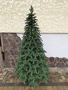 Литая елка Канадская 1.80 м. зеленая  // Лита ялинка / Ёлка искусственная / Ель / Эль пластиковая